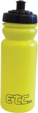 Image of ETC 600ml Coloured Water Bottles