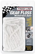 Finish Line Gear Floss 20 Pieces Per Clam-shell