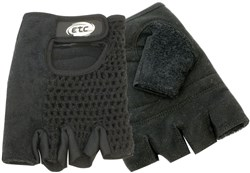 Product image for ETC Classic Mitts Short Finger Cycling Gloves