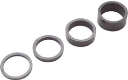 3K Carbon Headset Spacer Set
