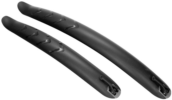 ETC Clip on Road Mudguard Set
