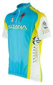 Moa Astana Team Short Sleeve Cycling Jersey