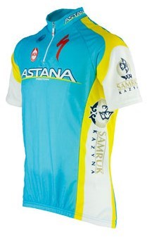 Moa Astana Team Jersey Short Sleeve