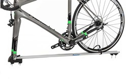Peruzzo Pordoi Fork Mounting 1 Bike Roof Car Rack - Disc Brake Compatible