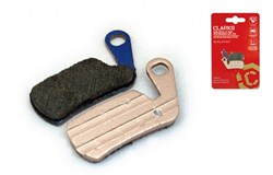 Gold Skeletal, Magura Marta Disc Brake Pads