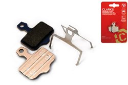 Gold Avid Elicir CR,R Disc Brake Pads