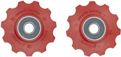 Ceramic Bearing Jockey Wheel Set