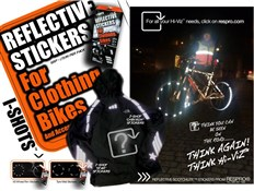 I-Shot Reflective Sticker Kit - for Tyres