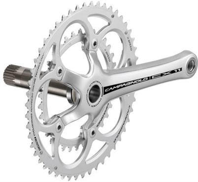 Image of Campagnolo CX (Cyclo Cross) 11 Speed Power Torque Alloy Chainset