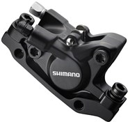 Product image for Shimano Deore Hydraulic Disc Brake Calliper Without Adapter BRM446