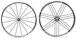 Shamal Ultra Black Tubular Wheelset