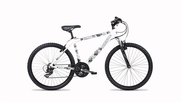 Barracuda BLK Mountain Bike 2012 - Hardtail MTB