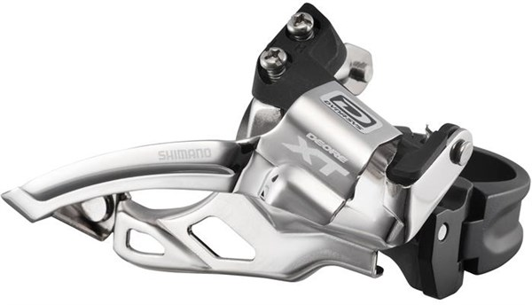 Shimano FD-M785 XT 10-speed Double Clamp-On Front Derailleur