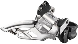 Product image for Shimano FD-M785 XT 10-speed Double Clamp-On Front Derailleur