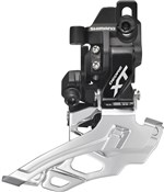 Product image for Shimano FD-M786 Deore XT 10-speed Double Front Derailleur