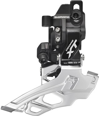 Image of Shimano FD-M786 Deore XT 10-speed Double Front Derailleur