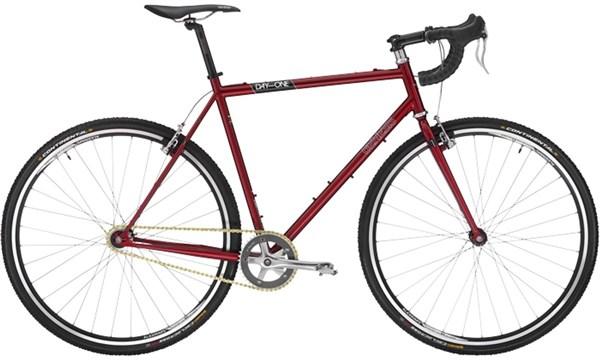 Genesis Day 01 Cross 2012 - Road Bike
