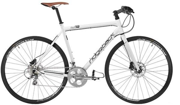 Ridgeback Flight 03 2012 Flat Bar Road Bike At Tredz Bikes