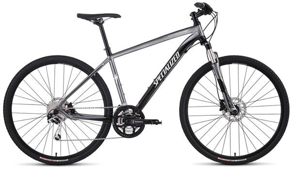 Specialized Crosstrail Pro Disc 2012 - Hybrid Sports Bike