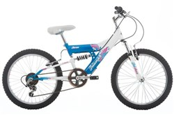 Storm 20w Girls 2011 - Kids Full Suspension Bike