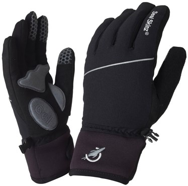 Sealskinz Ladies Long Finger Winter Cycle Gloves