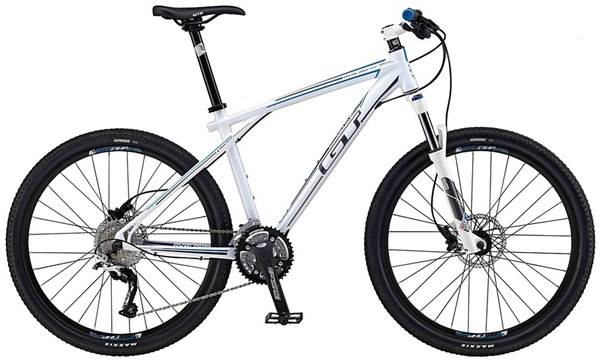GT Avalanche 1.0 Mountain Bike 2012 - Hardtail Race MTB
