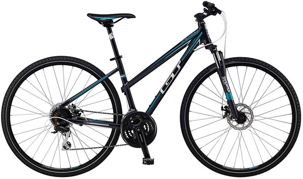 GT Transeo 3.0 GTW Womens 2012 - Hybrid Sports Bike