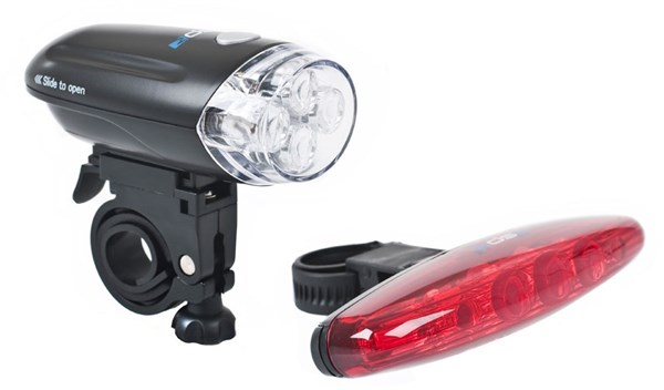 Image of RSP Night Wave 4 Led Front and 5 LED Lightset