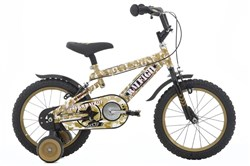 Desert Patrol 16w Boys 2012 - Kids Bike