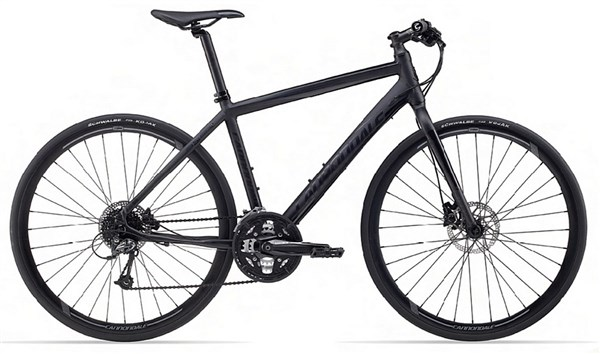 Cannondale Bad Boy Fatty Rigid 6 2012 - Hybrid Sports Bike