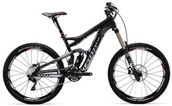 Claymore 1 Mountain Bike 2012 - Full Suspension MTB