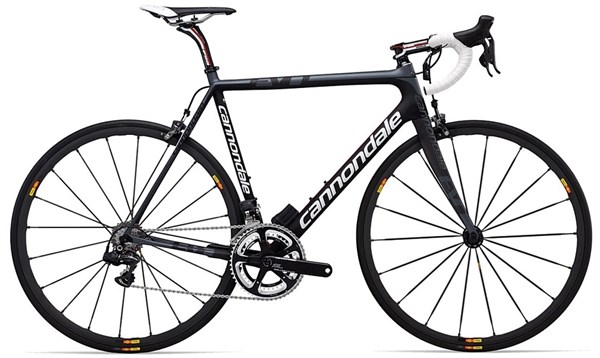 Cannondale Supersix Evo Di2 Carbon 2012 - Road Bike
