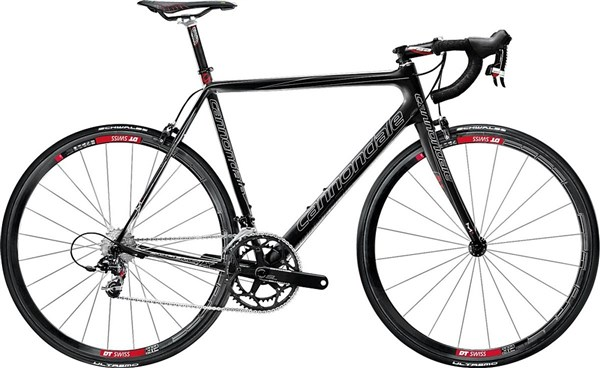 Cannondale Supersix Evo Ultimate Carbon 2012 - Road Bike