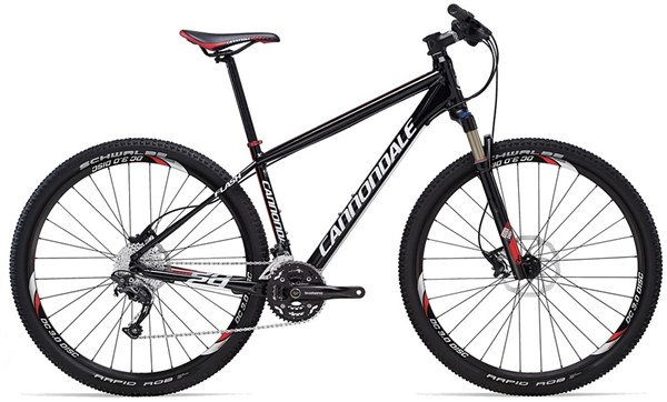 Cannondale Flash 29 Er Alloy 3 Mountain Bike 2012 - Hardtail Race MTB