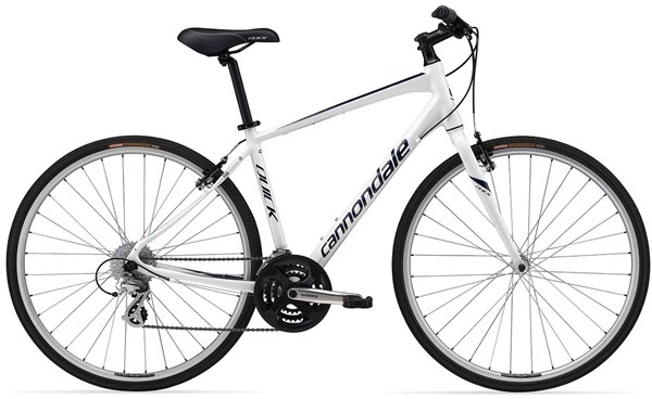Cannondale Quick 5 Womens 2012 - Hybrid Sports Bike