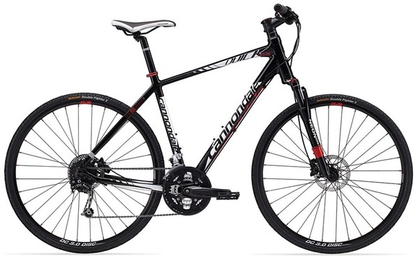 Cannondale Quick CX 2 2012 - Hybrid Sports Bike