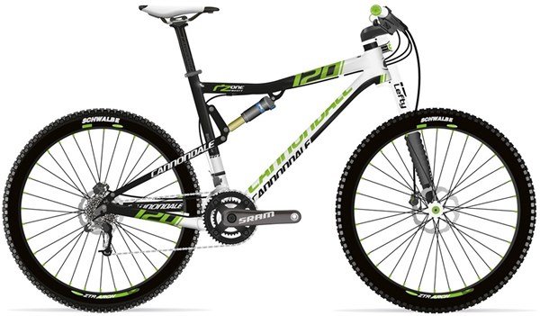 Cannondale Rz One Twenty Xlr 2