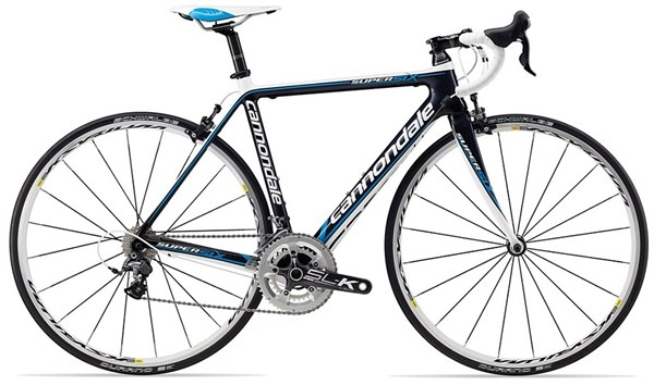 Image of CSG Super Six Ultegra Carbon Womens