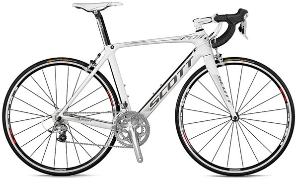 Scott Foil 40 Compact 2012 - Road Bike