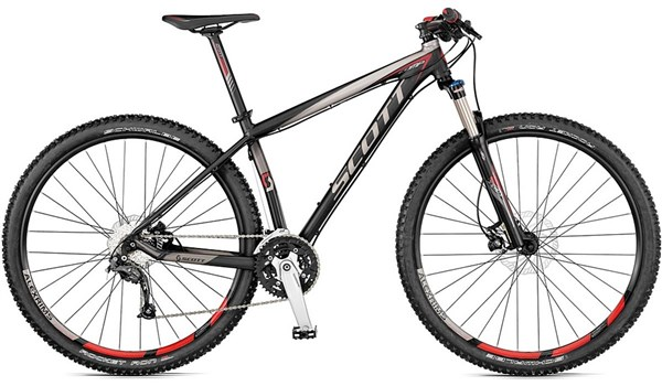 Scott Scale 29 Comp Mountain Bike 2012 - Hardtail Race MTB