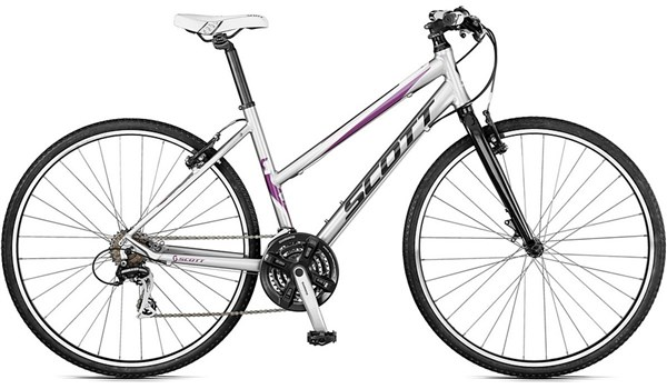 Scott Sportster 60 Womens 2012 - Hybrid Sports Bike