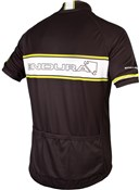 Endura CoolMax Printed Endura Retro Short Sleeve Cycling Jersey AW16