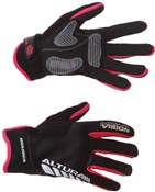Night Vision Windproof Womens Glove 2012