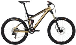 Compulsion Prime Mountain Bike 2012 - Full Suspension MTB