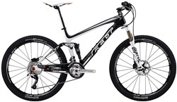 Edict Pro Carbon Mountain Bike 2012 - Full Suspension MTB