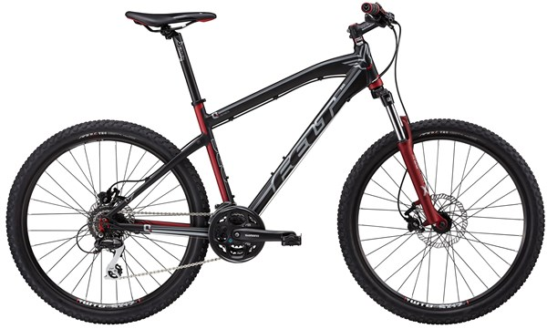 Felt Q520 Mountain Bike 2012 - Hardtail MTB