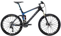 Virtue Team Carbon Mountain Bike 2012 - Full Suspension MTB