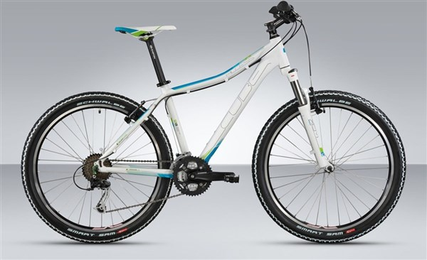 Cube Access WLS Womens Mountain Bike 2012 - Hardtail MTB