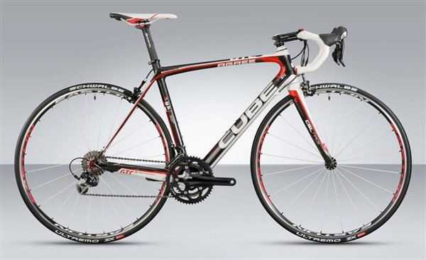 Cube Agree GTC Compact 2012 - Road Bike