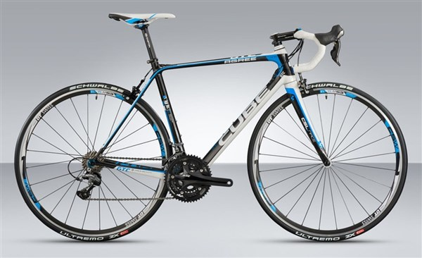 Cube Agree GTC Pro Compact 2012 - Road Bike